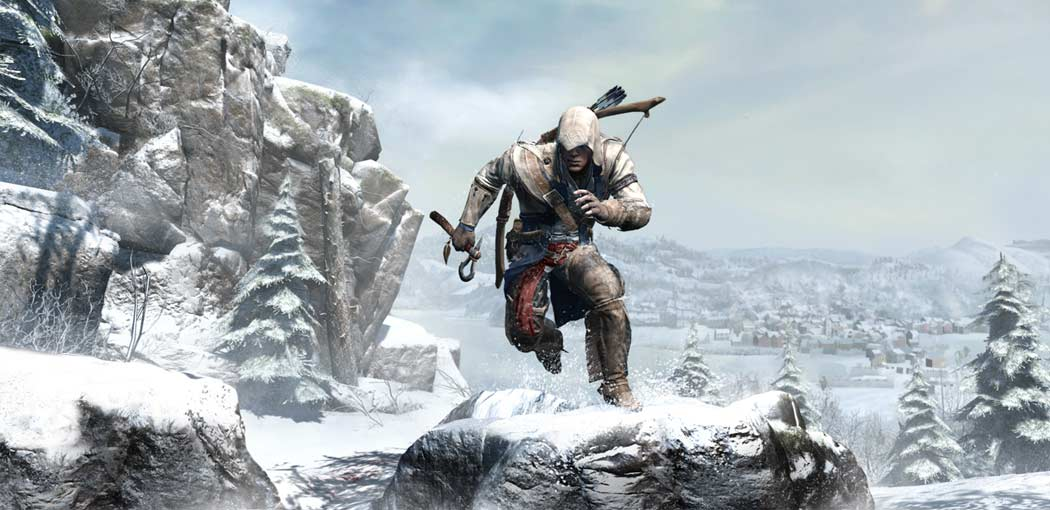 Assassin's Creed III capture d'écran