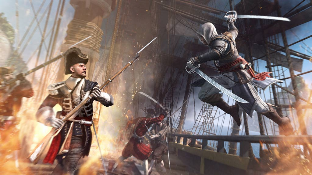 ACIV : Black Flag screenshot