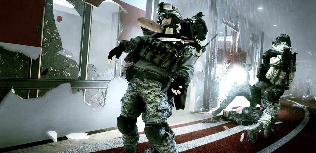 Battlefield 3 Close Quarter screenshot