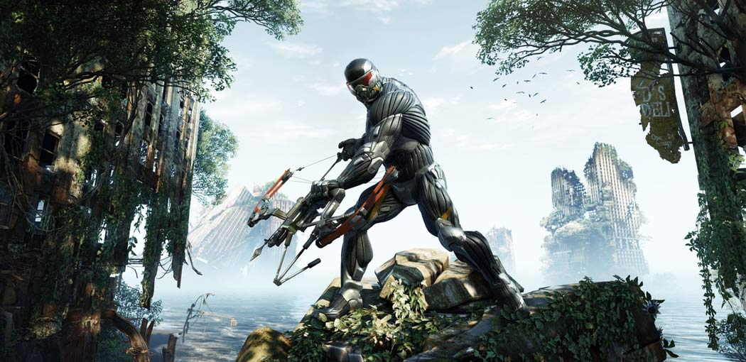 Crysis 3 capture d'écran