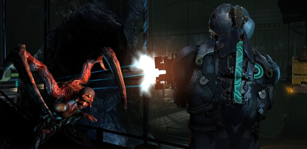 Dead Space 3 capture d'écran