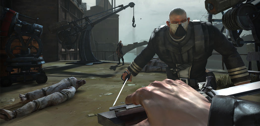 Dishonored screenshot