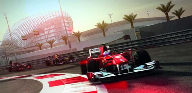 F1 2010 screenshot
