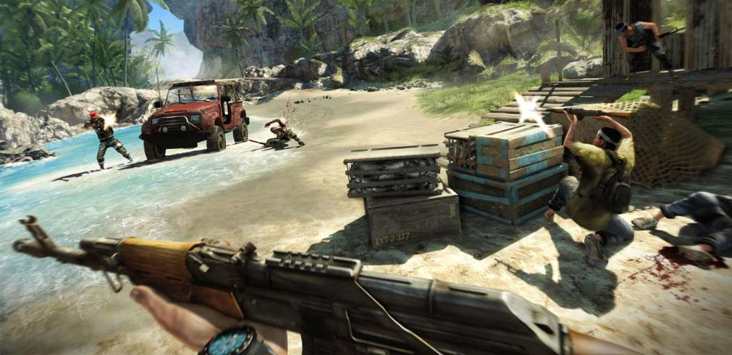 Far Cry 3 capture d'écran