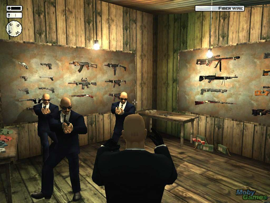 Hitman 2: Silent Assassin full game free pc, download, play