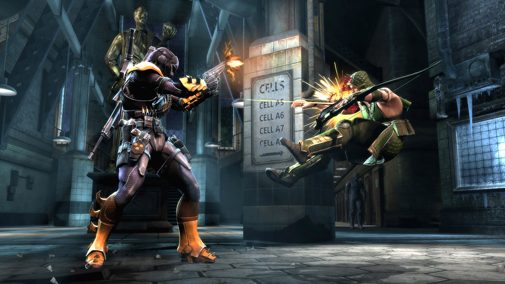 Injustice : Gods Among Us capture d'écran