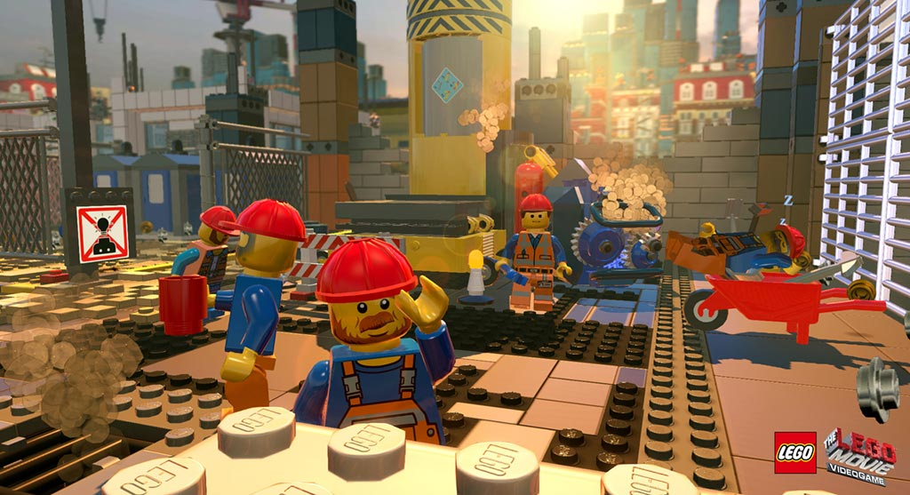 The Lego Movie screenshot