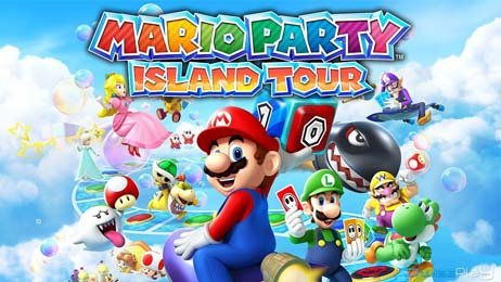 compare e compre Mario Party Island Tour