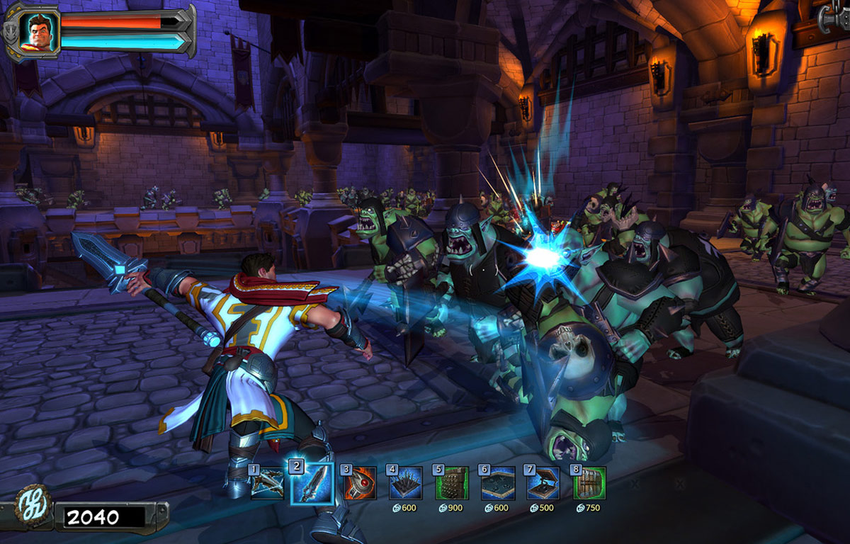 Orcs Must Die screenshot