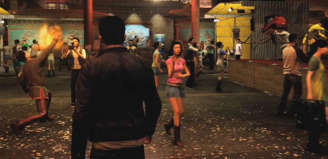 Sleeping Dogs screenshot