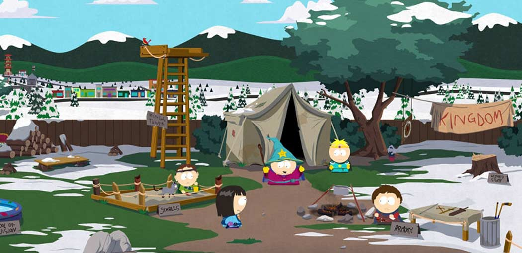 South Park: Stick of Truth screenshot