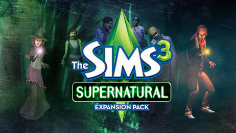 sims 3 supernatural limited edition