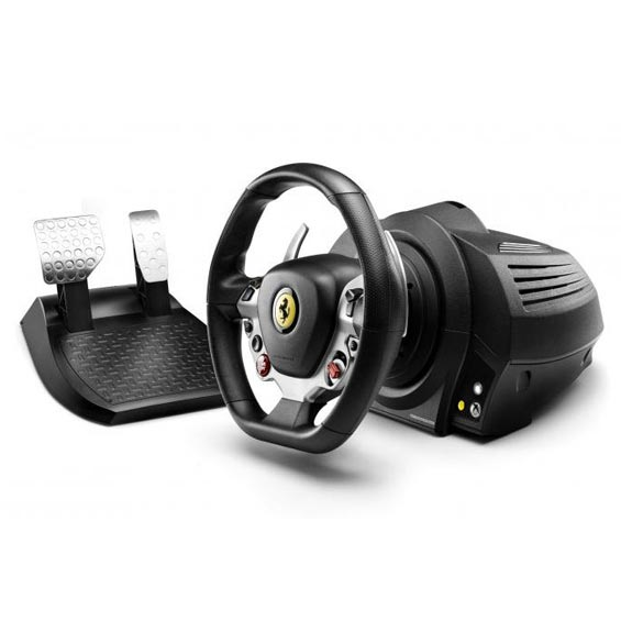 Thrustmaster TX Racing Wheel, Ferrari 458 Italia Edition Xbox One