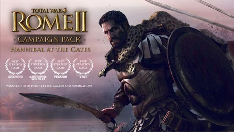 Total War: Rome II - Hannibal at the Gates (2014) [Spolszczenie]