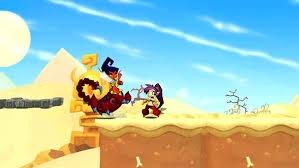 Shantae Half-Genie Hero screenshot