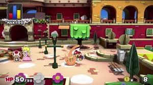 Paper Mario: Color Splash screenshot