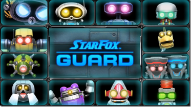 Star Fox Guard screenshot