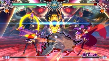 BlazBlue: Central Fiction screenshot