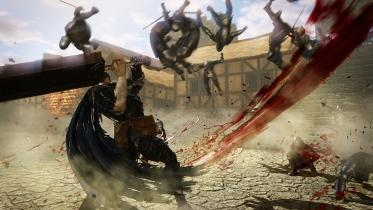 Berserk and the Band of the Hawk screenshot
