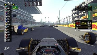 F1 2017 screenshot