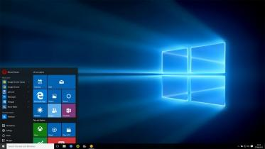 Microsoft Windows 10 Professional screenshot