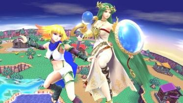 Super Smash Bros screenshot