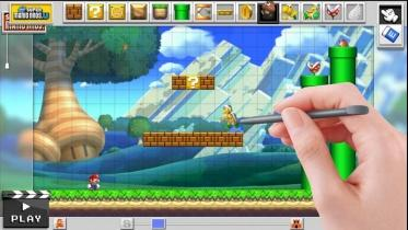 Super Mario Maker screenshot