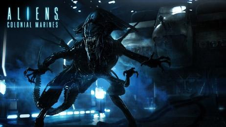 ... Aliens : Colonial Marines