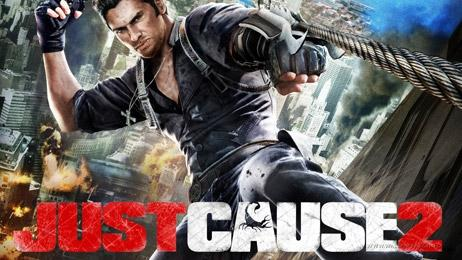 Buy Just Cause 2 key | DLCompa...