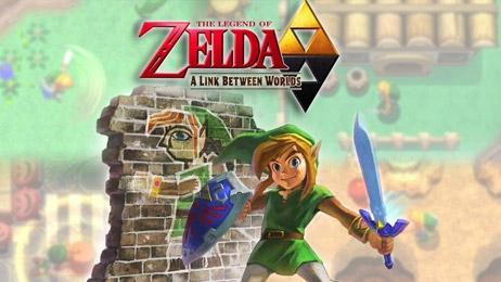 ... The Legend of Zelda : A Link Between Worlds