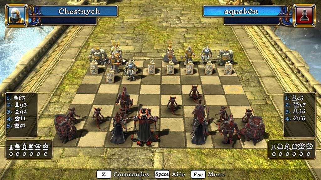 Скачать battle vs chess на пк