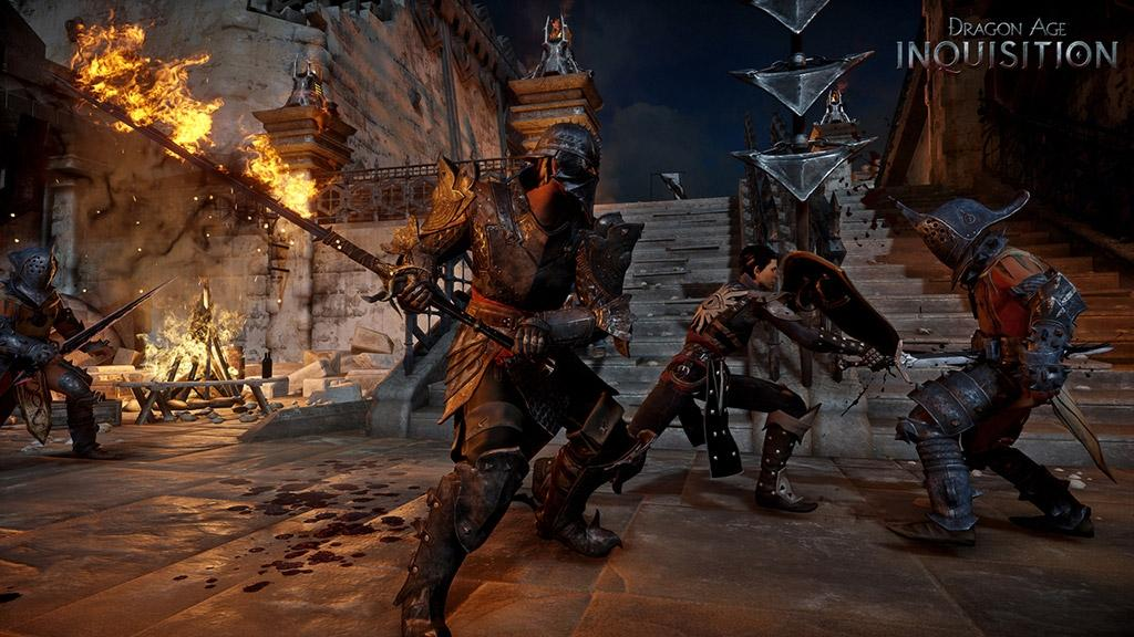 Dragon age inquisition deluxe edition купить