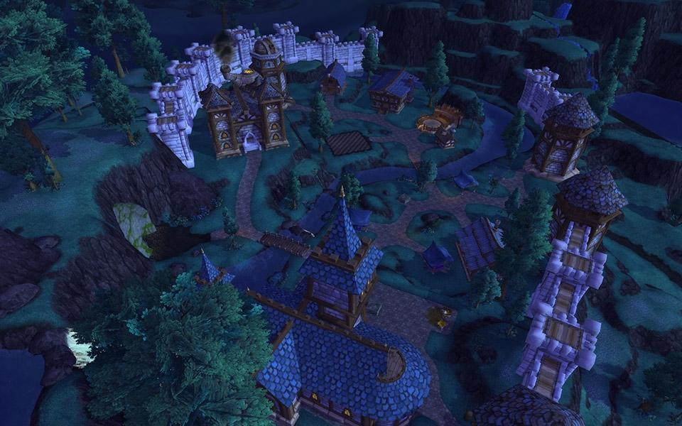 wow warlords of draenor how to get to draenor