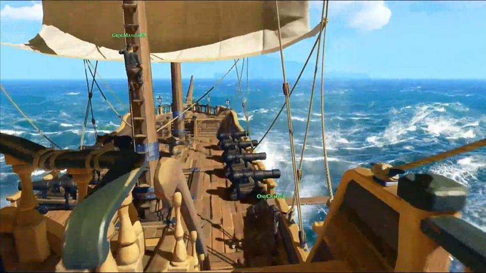 sea of thieves instant gaming