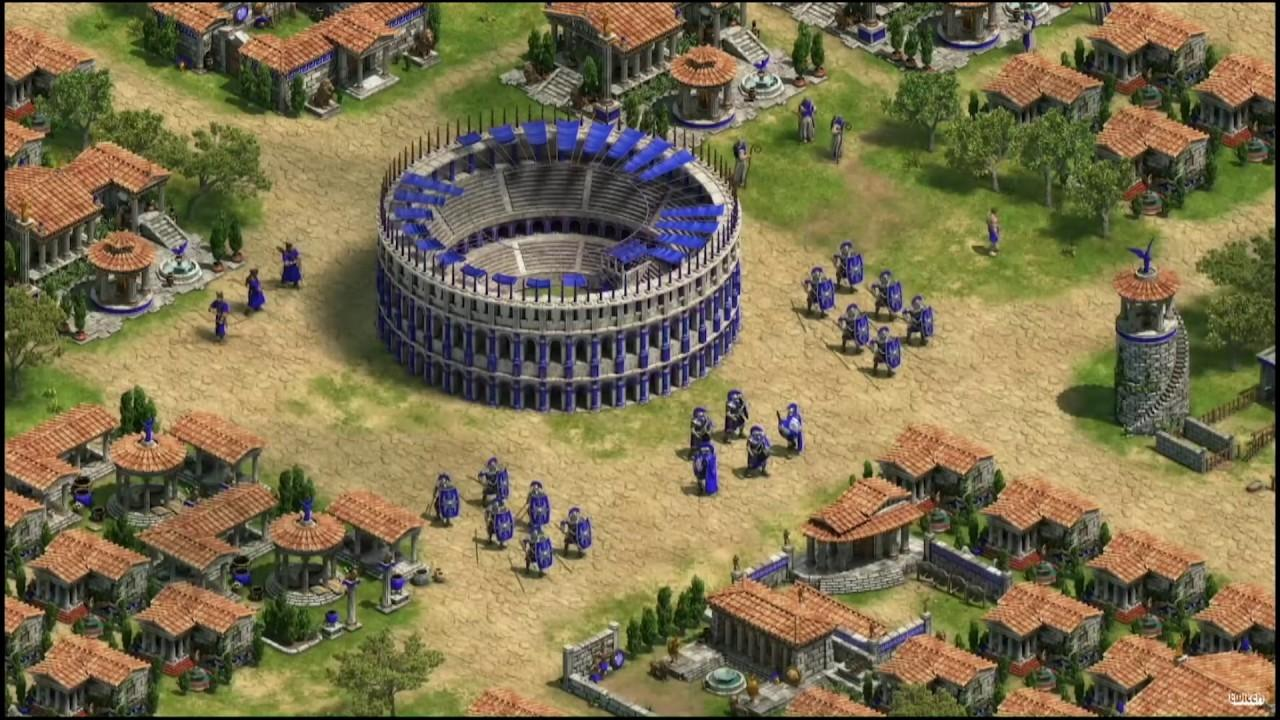 Age Of Empires Definitive Edition Screenshot