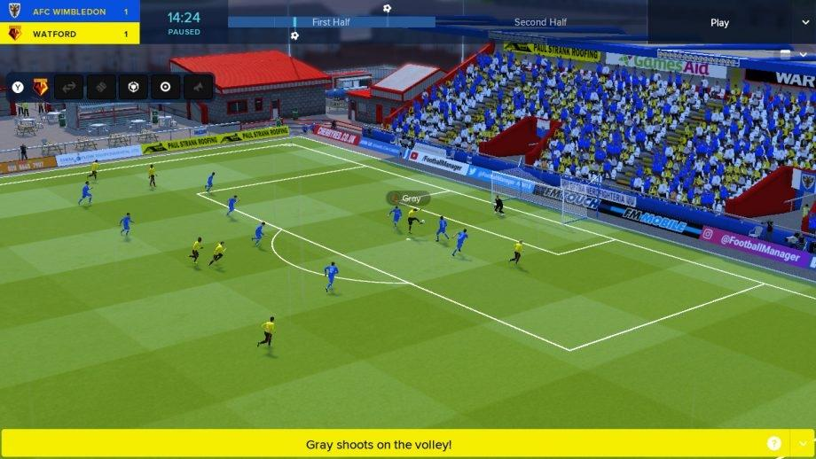 Football Manager 2019 Mobile telecharger gratuit sans verification humaine