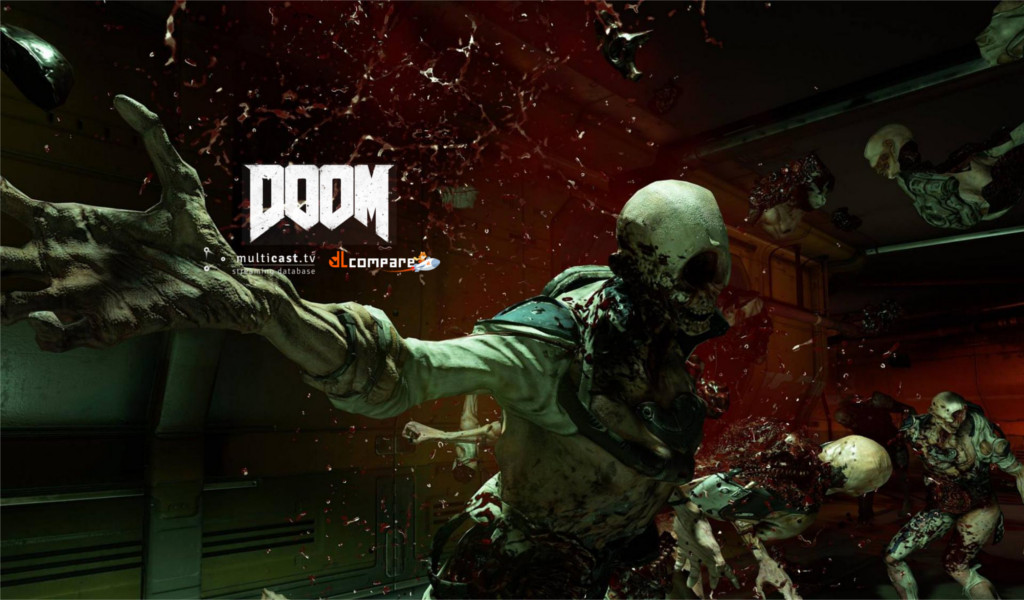 DOOM Giveaway DLCompare & Multicast.TV