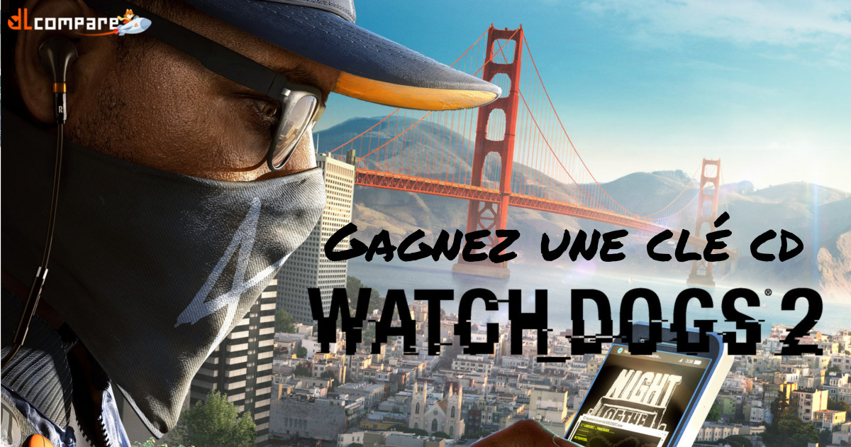 Watch_Dogs 2 à gagner