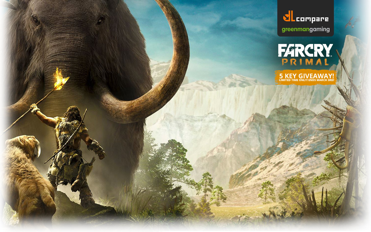 Far Cry Primal sur uPlay