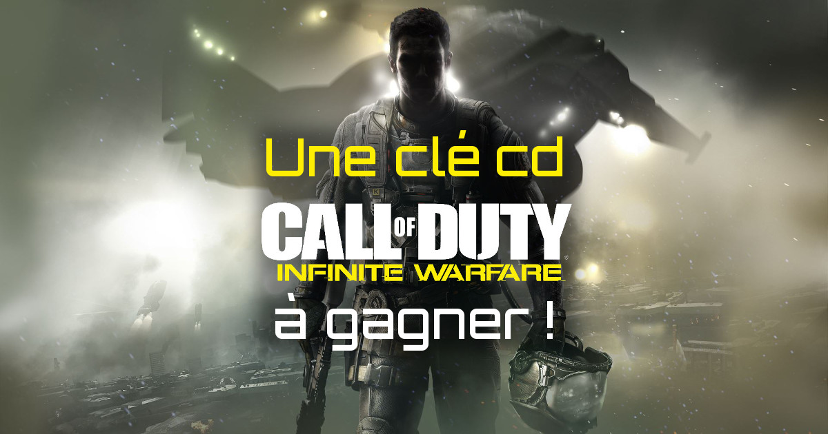 Call of Duty : Infinite Warfare à gagner