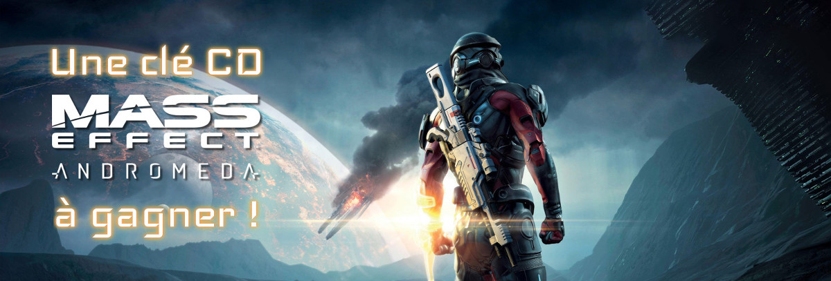Concours Mass Effect Andromeda