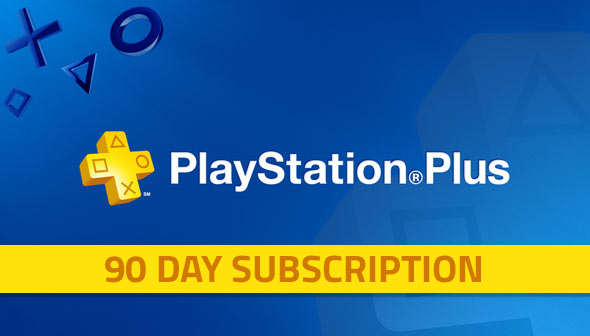 kaufen playstation plus 90 day subscription. Black Bedroom Furniture Sets. Home Design Ideas