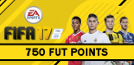 FIFA 17 - 750 Fut Points