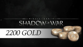 Middle-Earth: Shadow of War - 2200 Gold