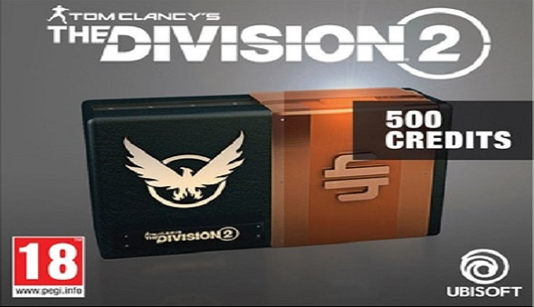 Buy Tom Clancy's The Division 2 - 500 Credits | DLCompare.com