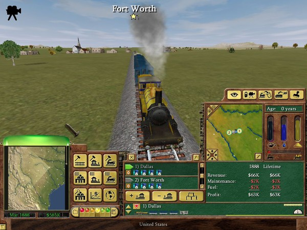 Railroad tycoon 2 platinum patch fr