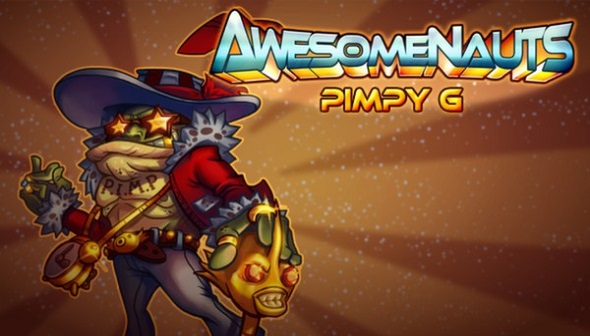 Awesomenauts: Digital G 2013 pc game Img-3