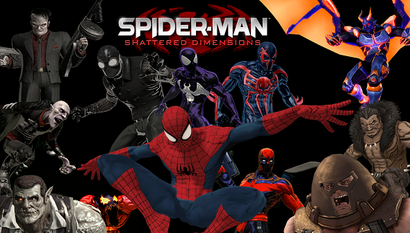 Buy Spider Man Shattered Dimensions Key Dlcompare Com
