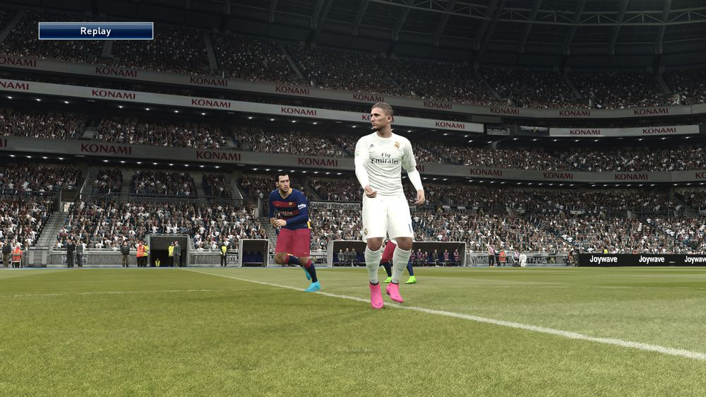 Pro Evolution Soccer 17 screenshot