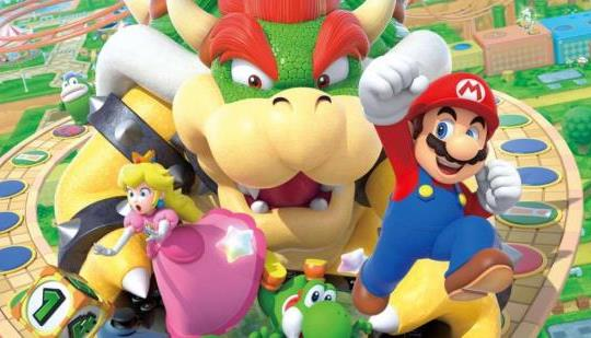 Mario Party: Star Rush capture d'écran